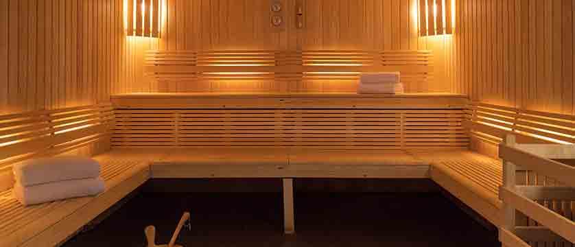 Hotel Heliopic, Chamonix, France - sauna.jpg